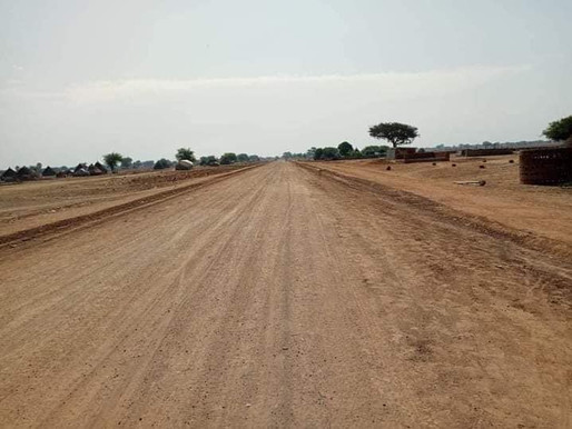 Nilepet construct Bentiu highway for new refinery