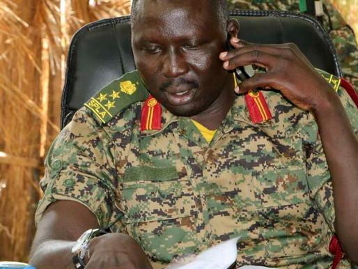 EU sanctions South Sudanese General