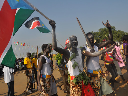 The three godfathers of South Sudan