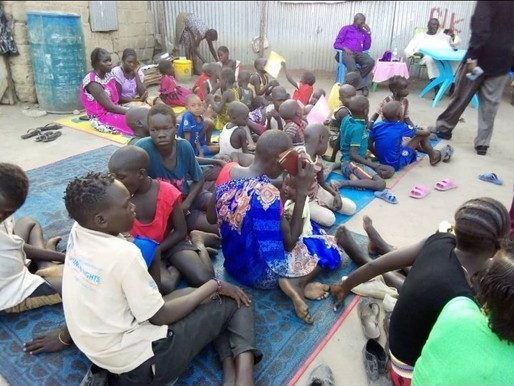 42 Pibor kidnapped children to be reunited with families