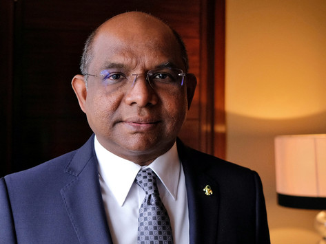 Backed by India and others, Maldivian FM elected President of UN General Assembly.