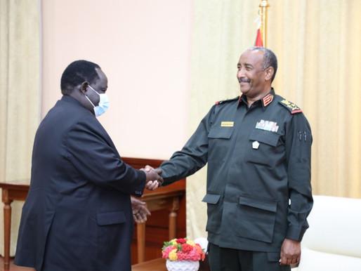 South Sudan urges peace in Al-Fashqa, reports Gatluak