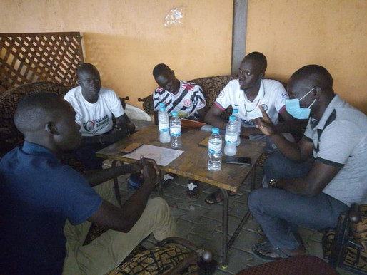 National Youth Union reject Central Equatoria dissolution