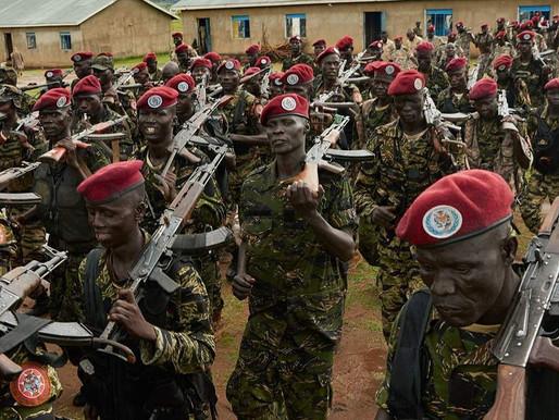 NAS denies Juba-Yei highway attack allegations