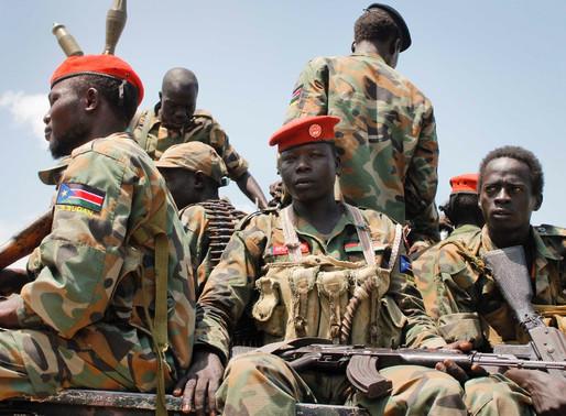 Defending South Sudan - where next?