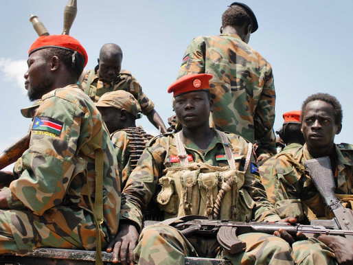 Defending South Sudan - where next?