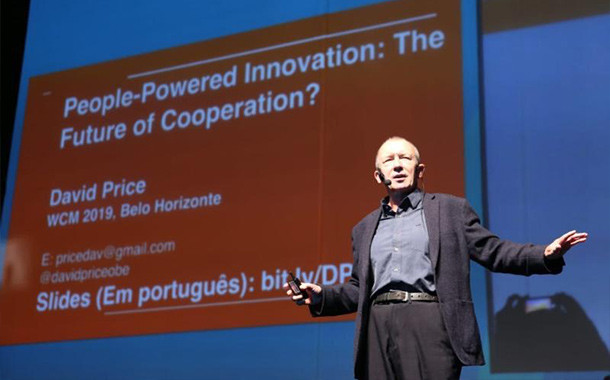 David Price, autor especializado em como as organizações aprendem, inovam e se adaptam
