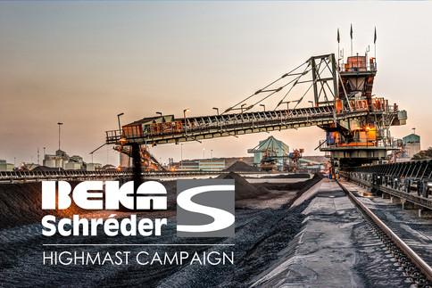 BEKA Schreder - Highmast Campaign
