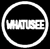 WHATUSEE Logo
