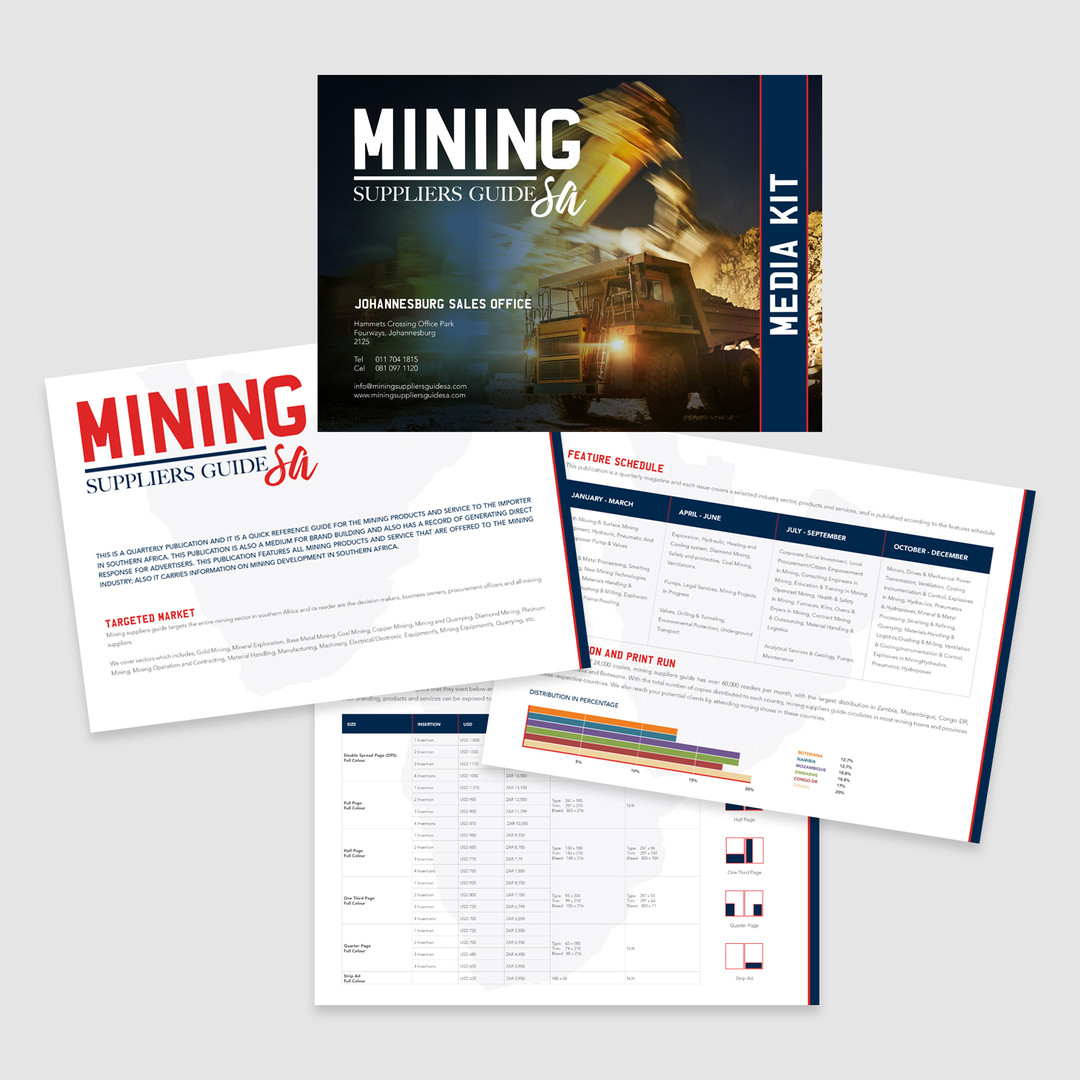 Mining Suppliers Guide SA