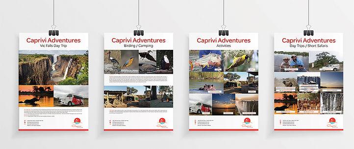 Caprivi Adventures Posters