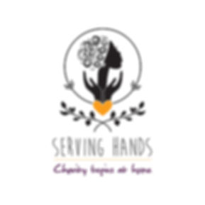 Serving Hands Logo