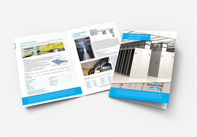 Bergvik Product Brochure