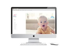 Little Footsies Website Design