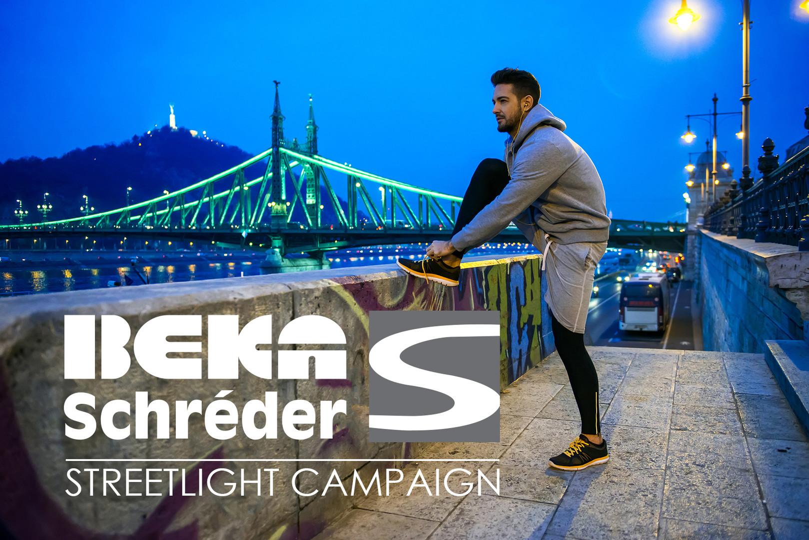 BEKA Schreder - Streetlight Campaign