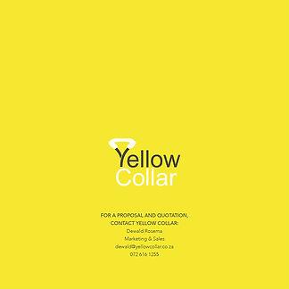 Yellow Collar Brochure