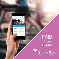 Digital Flyer Social