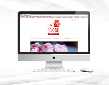 Love Baking Website
