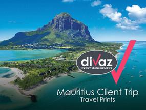 Divaz - Mauritius Client Trip