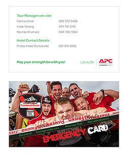 SE Event Cards
