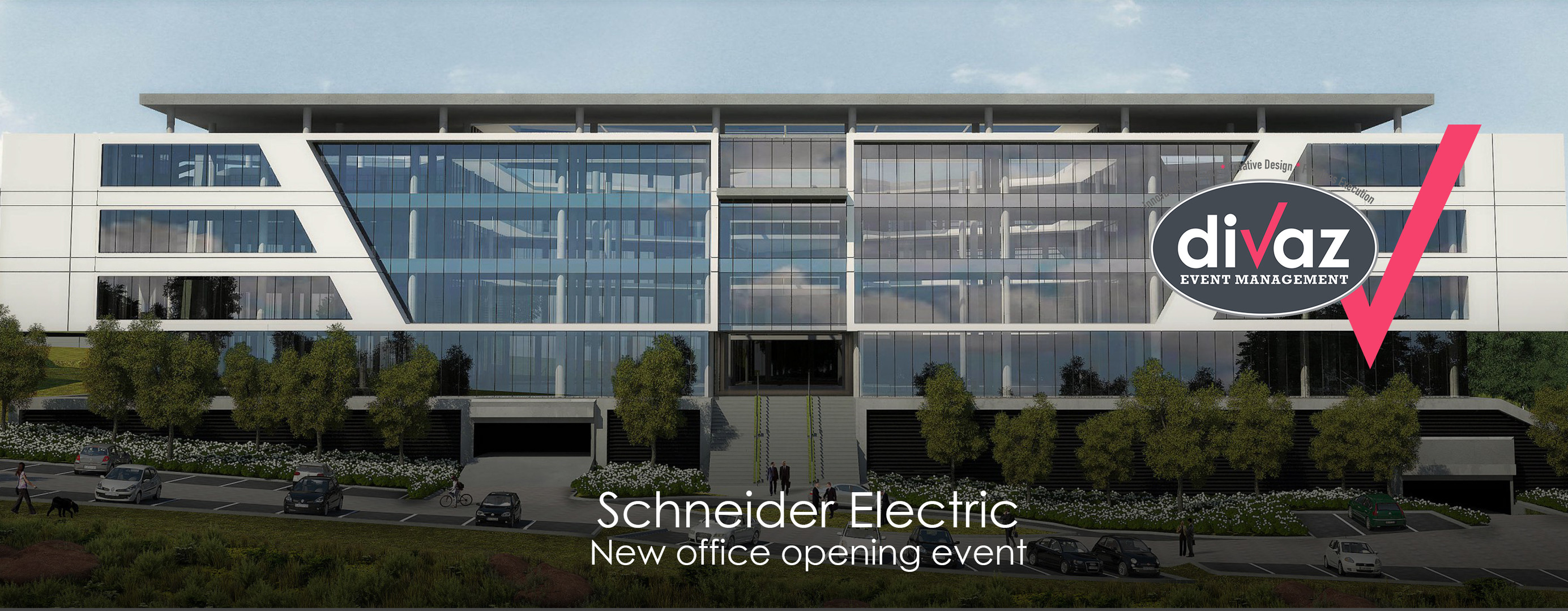 Schneider Electric New Offices