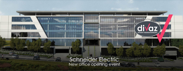 Schneider Electric New Offices