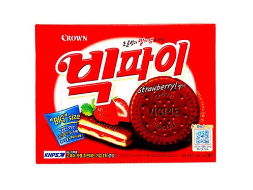 Strawberry Big Pie 216g