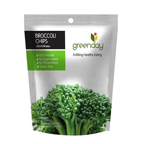GREENDAY Broccoli Chips 25g
