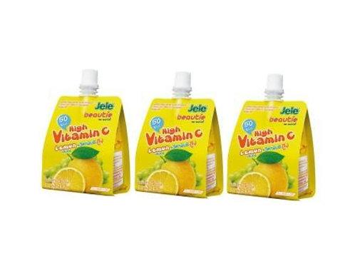 Jele Beautie Lemon 150gx3P