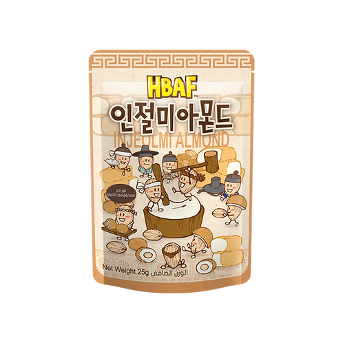 Injoelmi Chocolate Almond 25g