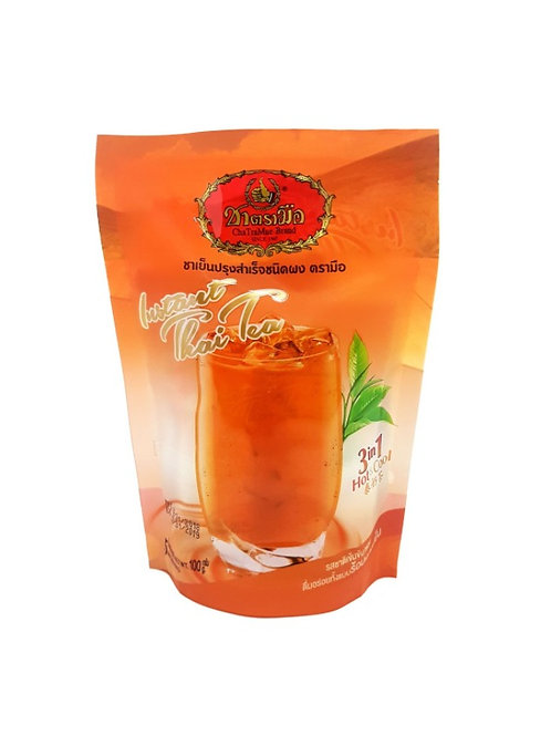 ChatramueInstant Thai Milk Tea 3in1 100g