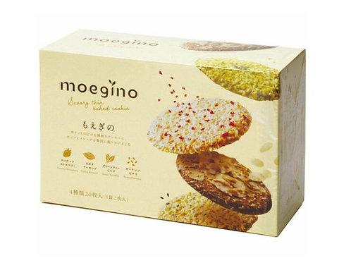 Moegino Assorted Japanese Biscuits (20P) 105g