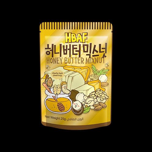 Honey Butter Mix Nut 25g