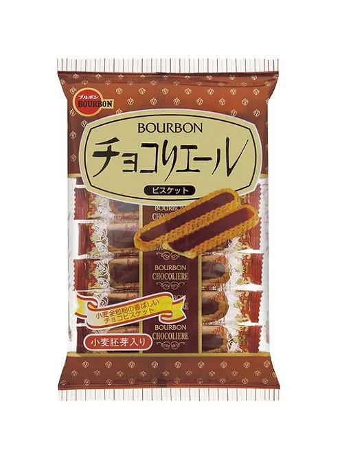 Bourbon Chocolate Biscuit 110.6g