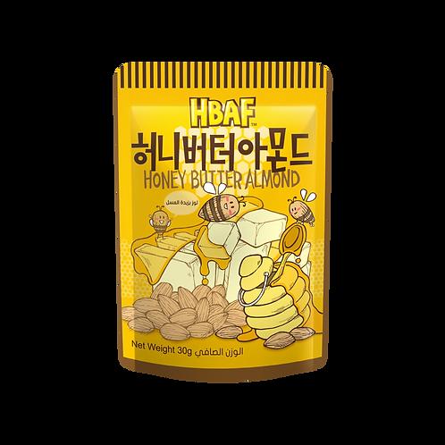 Honey Butter Almond 25g