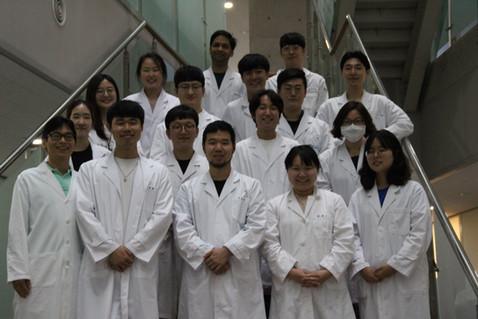 A lab photo