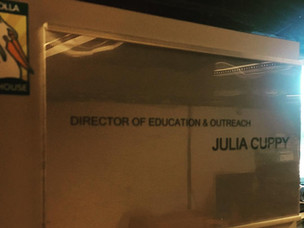 New Year, New Role for Julia.