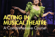 Julia as contributor to ACTING IN MUSICAL THEATRE 3rd Edition
