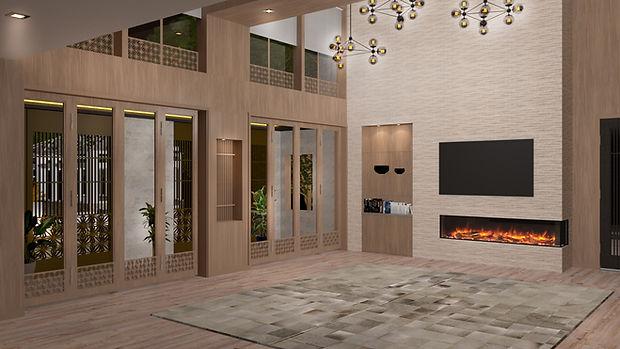 Modern Japanese Livingroom night.jpg