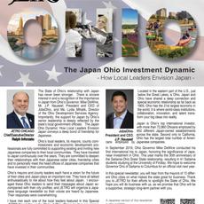 Booklet Design | JETRO Newsletter