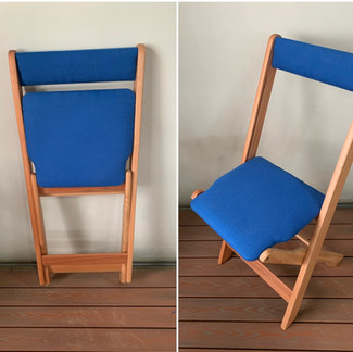 Cadeira Eucalipto Dobravel
