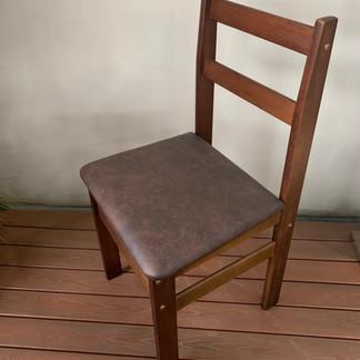 Cadeira Eucalipto Estofado
