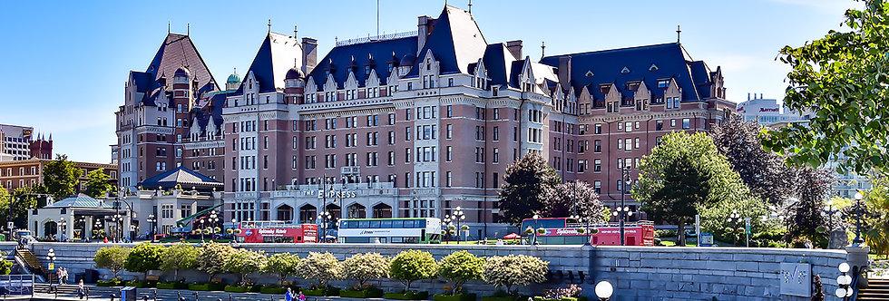 Empress Hotel,Victoria Harbour