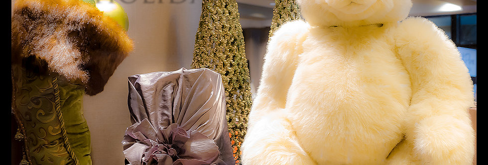 Happy Holidays White Bear
