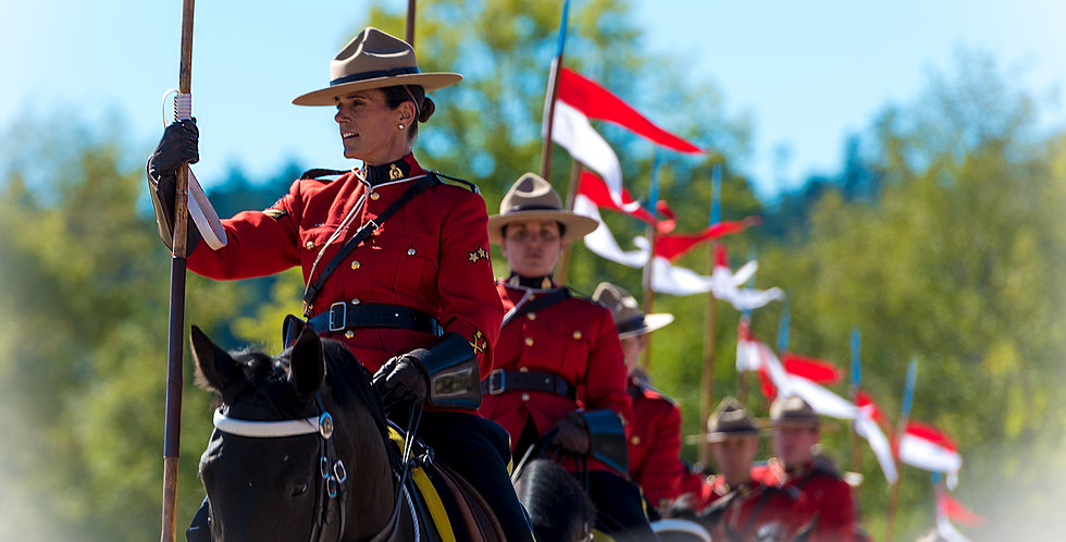 RCMP Musical Ride 2017
