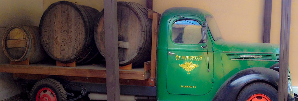 Old Winery Truck