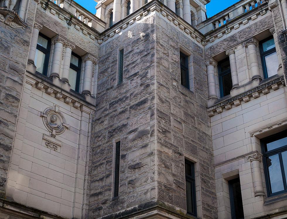 Legislative Building inner corner