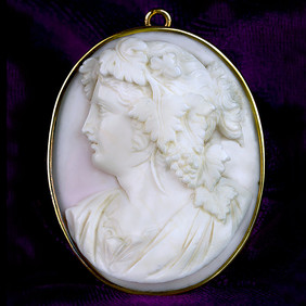 Cameo with Historic Provenance