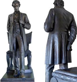 Augustus Saint-Gaudens, Bronze