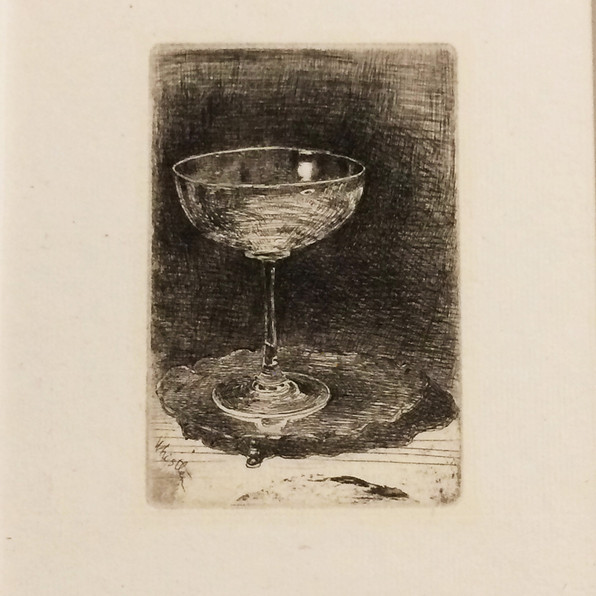 James McNeill Whistler, 1858